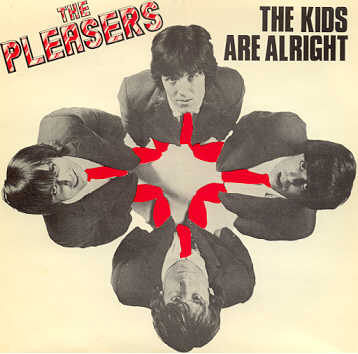 The Pleasers - The Kids Are Alright - 1978