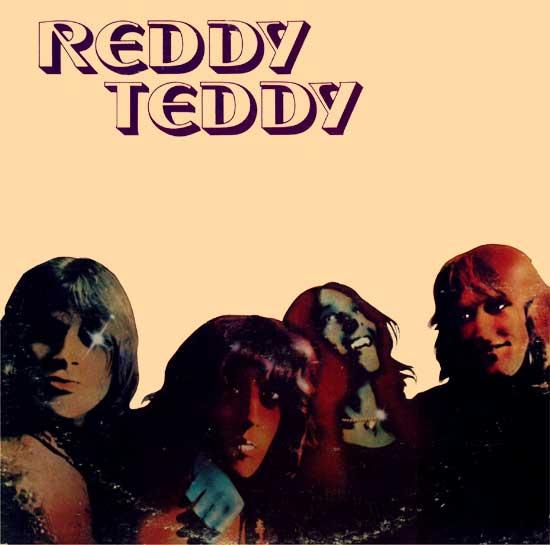 Vos derniers achats (vinyles, cds, digital, dvd...) - Page 5 Reddy-Teddy-Front
