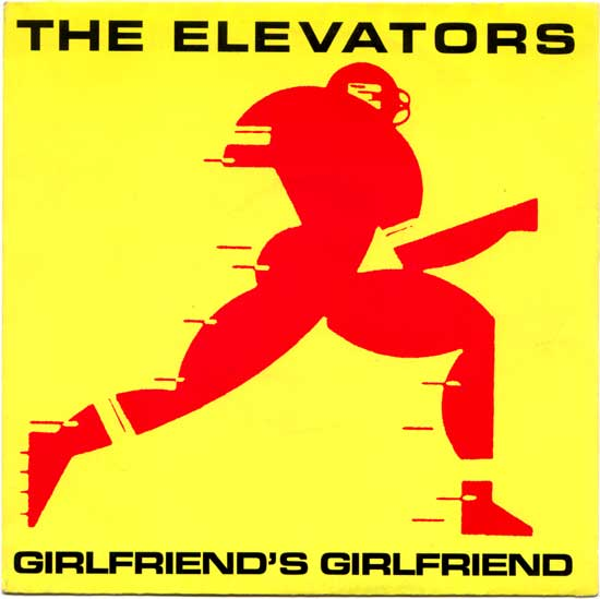 the elevators - frontline - 1980 - single