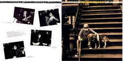 the laughing dogs - first lp - 1979 - booklet
