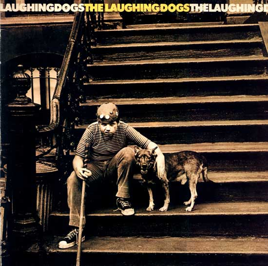 the laughing dogs - first lp - 1979 - front